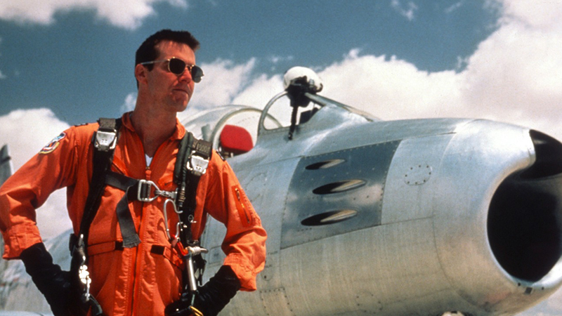 Viewpoint Project Dennis Quaid The Right Stuff