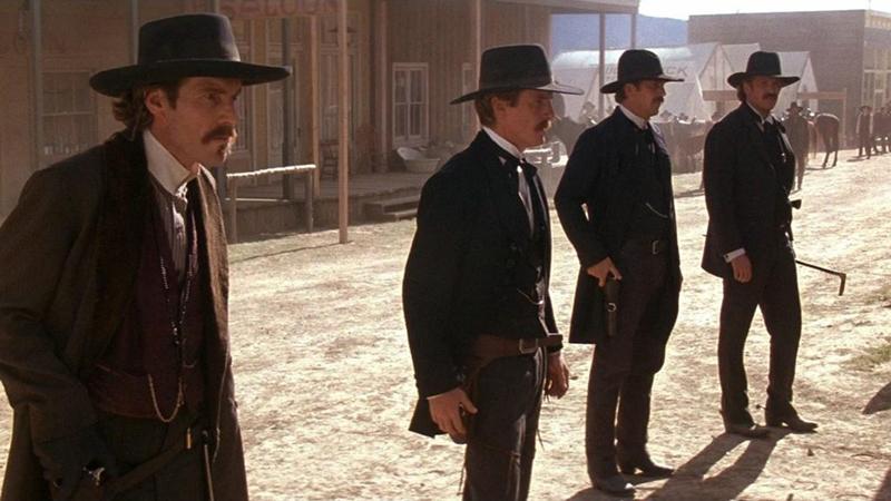 Viewpoint Project Dennis Quaid Wyatt Earp